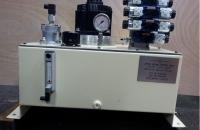 יחידת כח הידראולית למכונת הזרקת פלסטיק